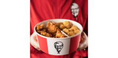 Chick'N Share Bucket $11.99