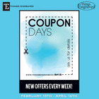 Coupon Days Sale