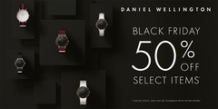 Black Friday - 50% Off on Selected Items