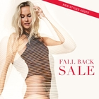NEW STYLES ADDED TO THE FALL BACK SALE