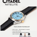 20% OFF ALL CITADEL NITELITE WATCHES