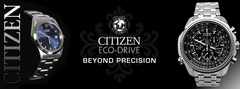 20% OFF ALL CITIZEN WATCHES