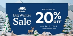 The big winter sale is here!