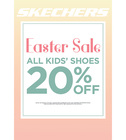 SKECHER EASTER KIDS' SALE!