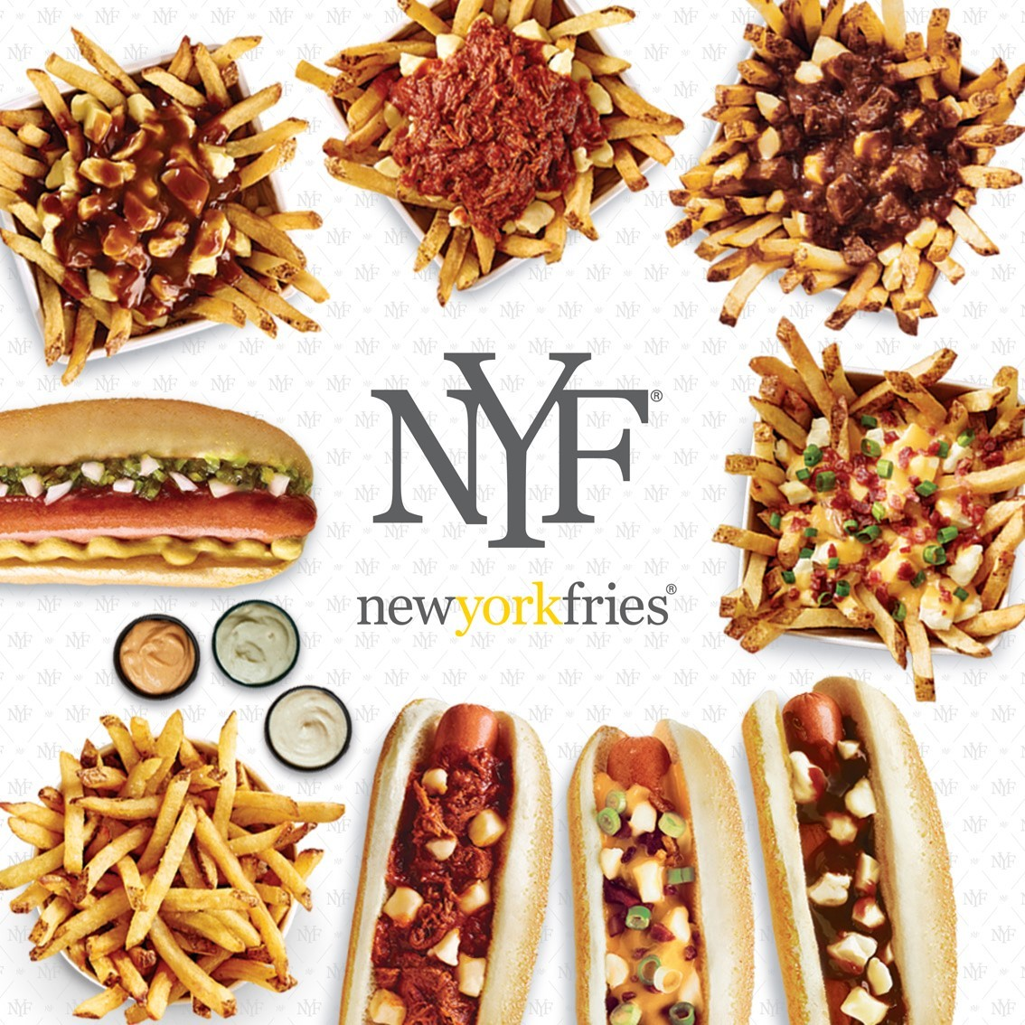 Limited time coupon for you to save 15% at New York Fries!