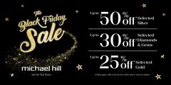 Michael Hill Black Friday Sale