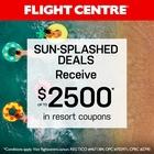 Sun Splashed Deals