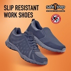 Get your slip resistant work shoes today