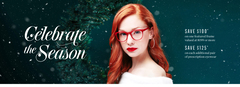 Save $100* On one featured frame valued at $199 or more and save $125**On each additional pair of prescription eyewear