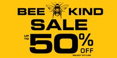Bee Kind Sale!