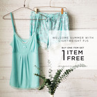 Buy one item, get 1 item free!