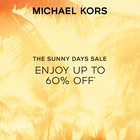 THE SUNNY DAYS SALE AT MICHAEL KORS