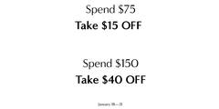 Buy More, Save More!