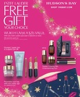 Estee Lauder Fall 2019 Gift with Purchase