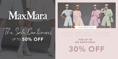 Try Your Luck and Save Up to an Additional 30%