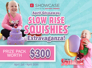 $300 Slow Rise Squishies Extravaganza!