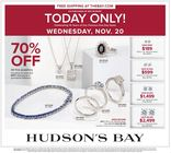 ONE DAY SALE!  NOVEMBER 20th