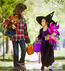 CeleBOOrate Halloween and Complete Your Costume at Build-A-Bear Workshop!®