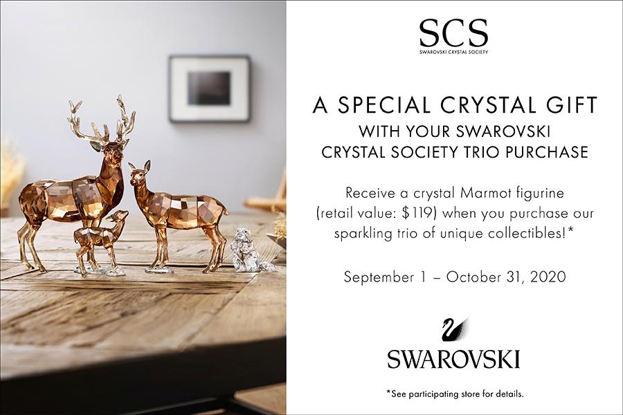 Swarovski Gift With Purchase