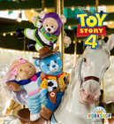 The Toys Are Here! Make Your Own Disney and Pixar Toy Story 4 Bear at Build-A-Bear Workshop!