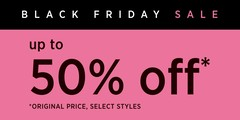 Black Friday price is on