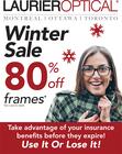 Laurier Optical Winter Sale