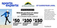 Winter Fashion Promotion
