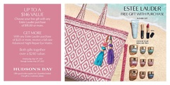 Estée Lauder free gift with purchase to wednesday may 12 through sunday may 23, 2021