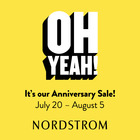 Nordstrom's one of a kind Anniversary Event