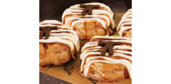 NEW Cinnabon Dessert Biscuits