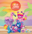 Hello, Summer – And Hello HOT New Arrivals at Build-A-Bear Workshop!