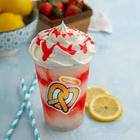 Try out our new Lemonade Frost!