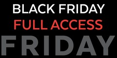 Black Friday Full Access deals!