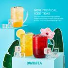New tropical iced teas