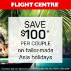 Flight Centre's tailor-made Asia holidays