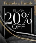 Hello Spring: Enjoy 20% off all collections