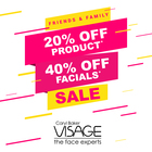 Caryl Baker Visage – Friends & Family Sale