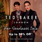 Ted Baker London For Goodness Sale