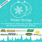 Alive Health Centre - Winter Sale: January 1 - 21, 2017