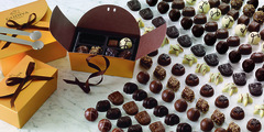 Personalize Your Own Chocolate Box at GODIVA!