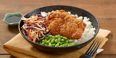 Meet our Oishii Oishii Chicken Bowl!