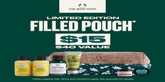 Black Friday Exclusive: Filled pouch for $15!