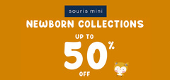 Souris Mini : Up to 50% Off Newborn Collections