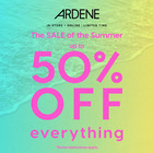 It's Summer time at Ardene!