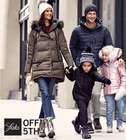Shop the Biggest Outerwear Event! Take an Extra 30% OFF* Coats, Hats, Gloves and Scarves for the Whole Family!