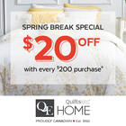 Spring Break Special!