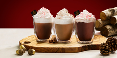 Warm up with GODIVA this Holiday Weekend!