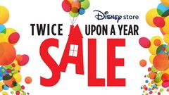 You're Invited! Disney store Twice Upon a Year Sale