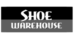 Shoe Warehouse (Located Downstairs)