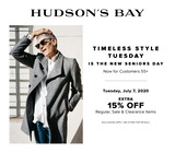 Timeless Style Tuesday - First Tuesday of Every Month